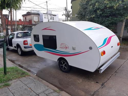 Mini-casa Rodante 2017 0km Oferta Esta Semana! Para 4 Pers