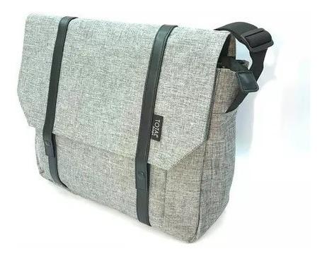 Morral Porta Notebook Total Bags Local Tikal Belgrano