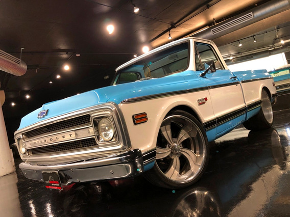 C10 Super Cheyenne 1972