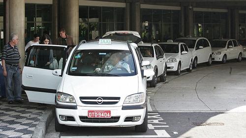 Precisa De Taxista  Para Alvará No Bom Retiro
