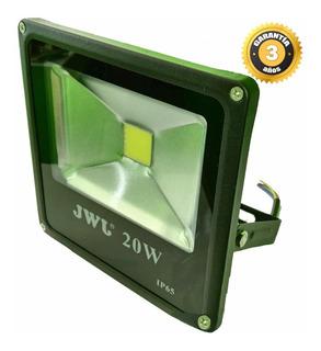 Reflector Led 20w Ud Ip65 Jwj (3 Años De Garantía)