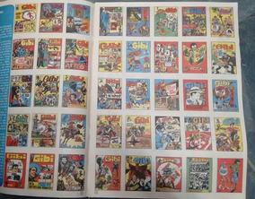 Gibi Semanal = Rge = 1975 = Coleção Completa = 40 Exemplares