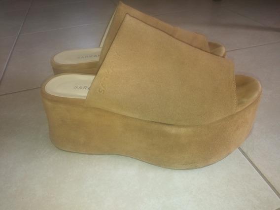 Zapatos Plataforma Sarkany