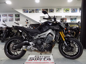 Yamaha Mt09 Purpura 2015
