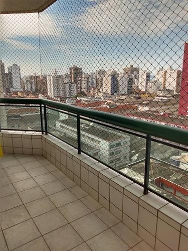 Imagem 1 de 30 de Linda Cobertura Com Dois Dormitórios, No Bairro Ocian, A 200 Metros Da Praia. - Nff25