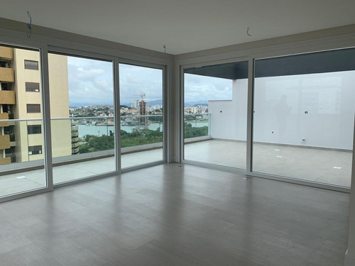 Imagem 1 de 30 de Cobertura Duplex No Centro Da Cidade - Co0505