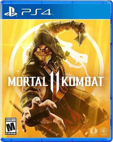 Mortal Kombat 11 Ps4 Psn Envio Digital Original 1 Português