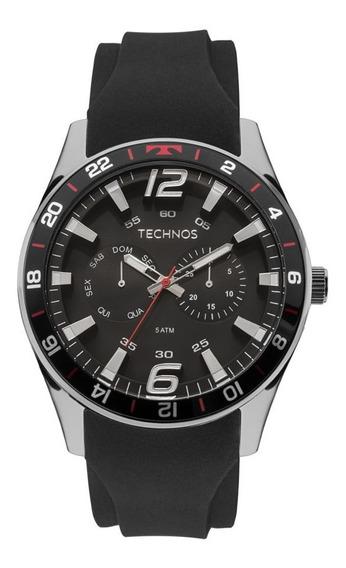 Relógio Technos Masculino Performance Racer 6p25bn/8p