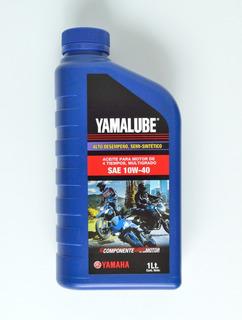 Aceite Motocicleta Yamalube 10w-40 1 Litro