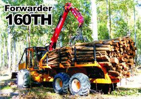 Forwarder 160th Ls 4x4 Y 6x6 - Oscar Bertotto