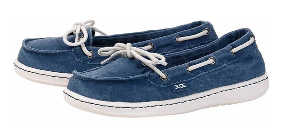 Zonazero Zapatos Nauticos Hey Dude Moka Sw Mujer