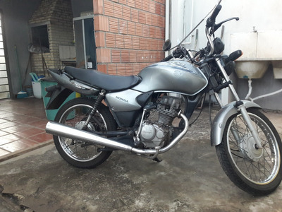Moto Cg Titan Ks 125