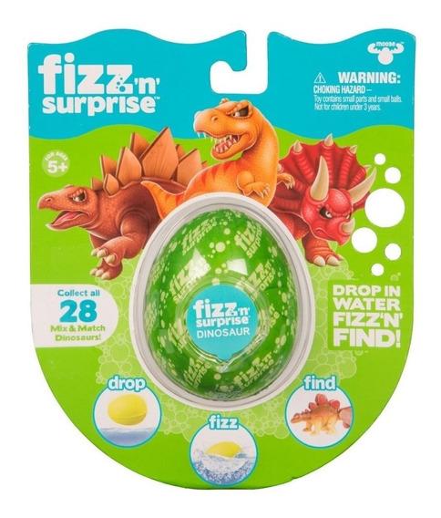 Combo 4 Huevo Dinosaurio Sorpresa Fizz N Surprise Original