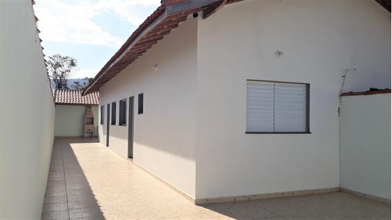 Casa Nova Na Praia Financiada Direto Com O Construtor
