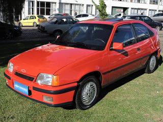 Chevrolet Kadett Gs 1991 Vermelho Hainan Completo Impecável