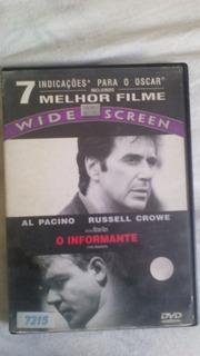 Dvd Filme O Informante - Al Pacino