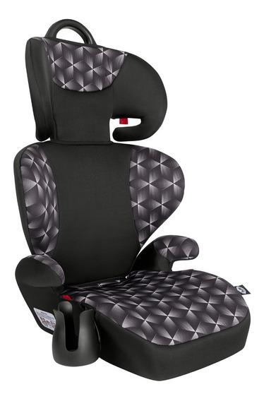 Cadeira Cadeirinha Infantil Bebê Carro Triton Preto 15-36kg