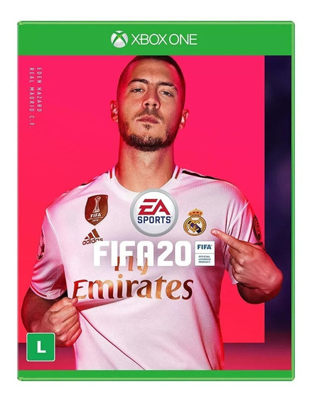 Fifa 20 Xbox One Digital 25 Dígitos