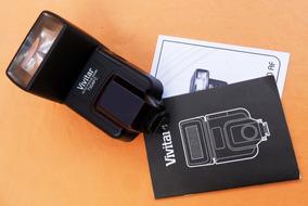 Flash Vivitar 730afc (câmeras Analógicas Canon)