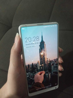 Xiaomi Mi Mix 2s 6gb/64gb Dual/snapdragon 845/2,8 Ghz/branco