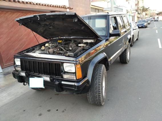 Jeep Cherokee Dual Gasolina Glp 92