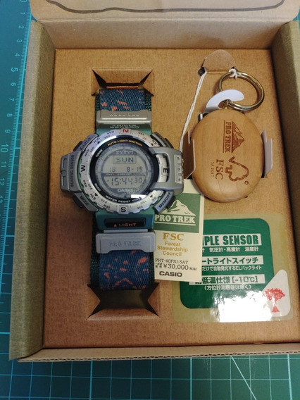Casio Prt 40 - Ed. Lim.- Exclusivo. Qw 1471 - Gshock