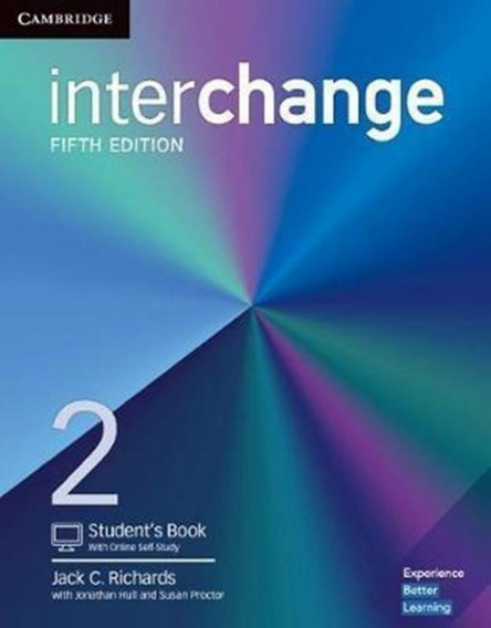 Interchange 2 Student´s Book With Online Self-study - 5th