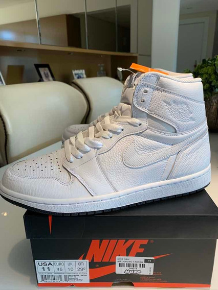 Air Jordan 1 Perforated 43/br - 11/us