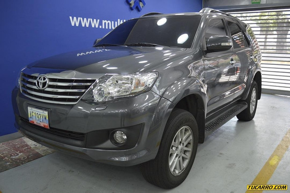 Toyota Fortuner Sr Multimarca