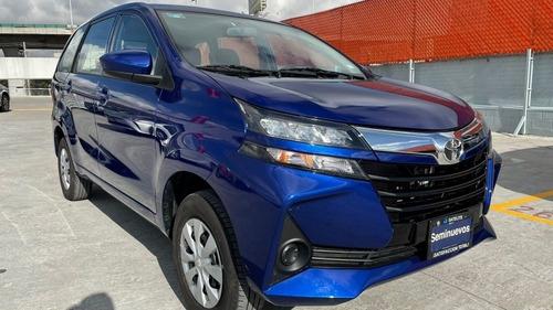 Imagen 1 de 15 de Toyota Avanza 2021 Le Aut Demo Con Garantia De Planta
