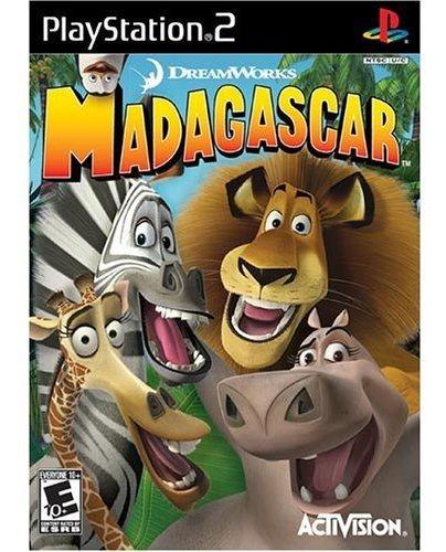 Imagen 1 de 3 de Madagascar - Playstation 2