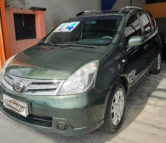 Nissan Livina S 1.8 16v (flex) (aut) Flex Automático