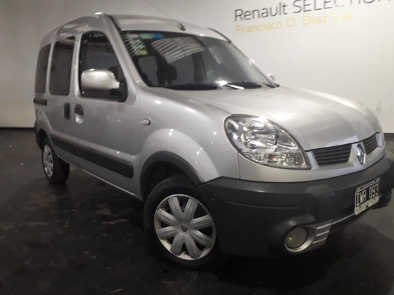 Renault Kangoo Authentique Plus 1.6 (rt)