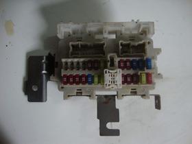 Caixa De Fusivel Do Nissan Sentra 2012