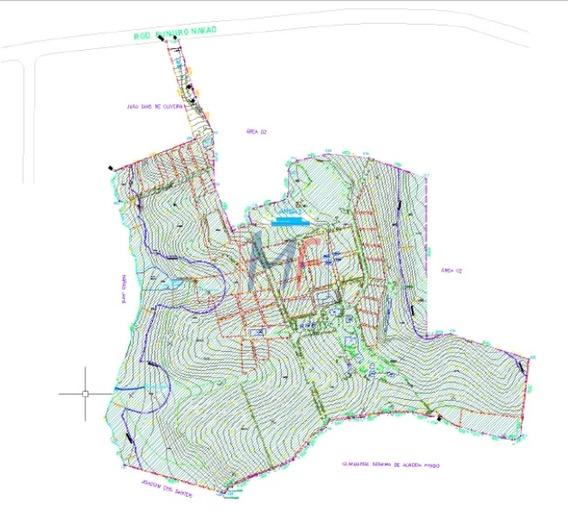 Ref 9038 - Excelente Terreno Para Venda Bairro Vargem Grande Paulista Km 41 - Bunjiro Nakao Com 350 Mil M2, E Projeto Aprovado Galpão - 9038