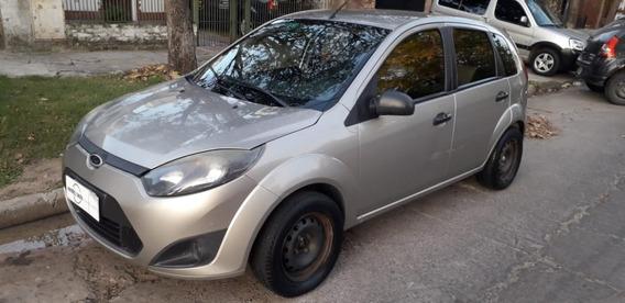 Ford Fiesta 1.6 Ambiente Plus / 5 Ptas / Gnc / 2013