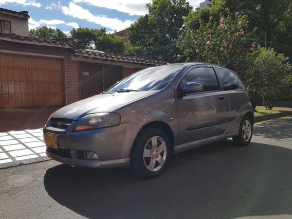 Chevrolet Aveo Gti 2008 Mec. En Excelente Estado.