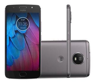 Celular Motorola Moto G5s Plus 32gb/4gb Dual Chip Xt-1805 Nv