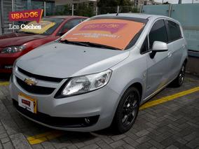 Chevrolet Sail Ltz 1.4 Techo Placa Ify619