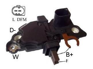 Regulador De Voltagem 14v Honda Fit Ou Civic 1.7 2012