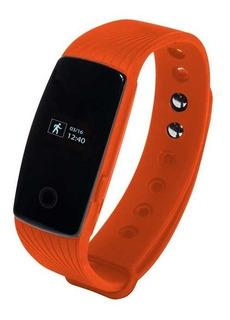 Smartwatch Exo Smart Fitband E12 Reloj Deportivo Cardio Bt !