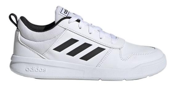 Zapatillas adidas Tensaur Cloud Core Niños White