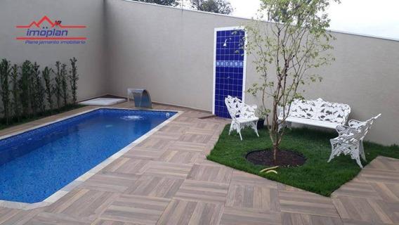 Linda Casa Jardim Do Lago - Ca3876