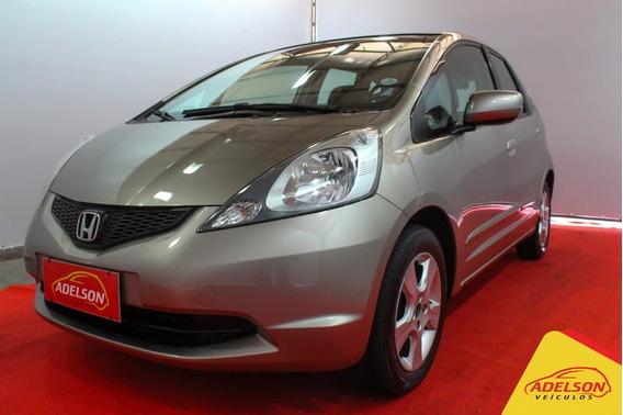 Honda Fit 1.4 Lxl 16v Flex 4p Aut 2012