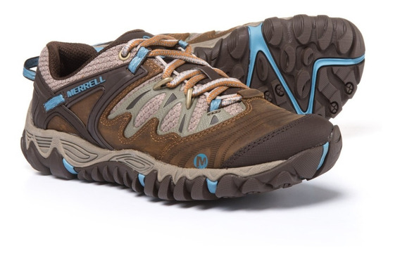 Zapato De Senderismo Y Montaña Merrell All Out Blaze Hiking