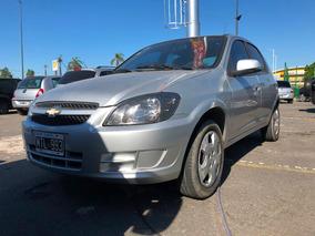 Chevrolet Celta 1.4 Ls 2013 Gris 3 Puertas Mtl #expoauto