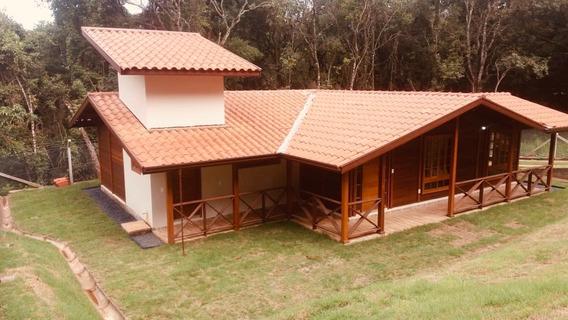 Chácara Estilo Urbano-campestre A 500m Represa Itupararanga