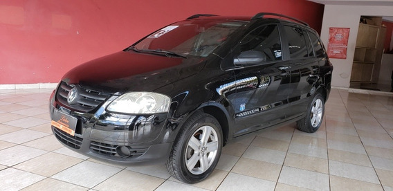 Volkswagen Spacefox 1.6 Route Total Flex 5p 2010