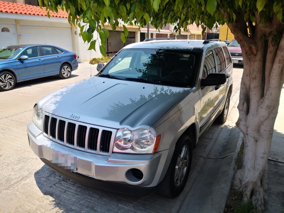 Jeep Grand Cherokee 2006 3.7 Laredo V6 Power Tech 4x2 Mt