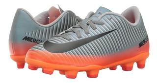 Chuteira Campo Nike Mercurial Vortex Iii Fg 852535 Masculina